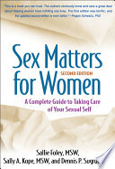 Sex Matters for Women  Second Edition