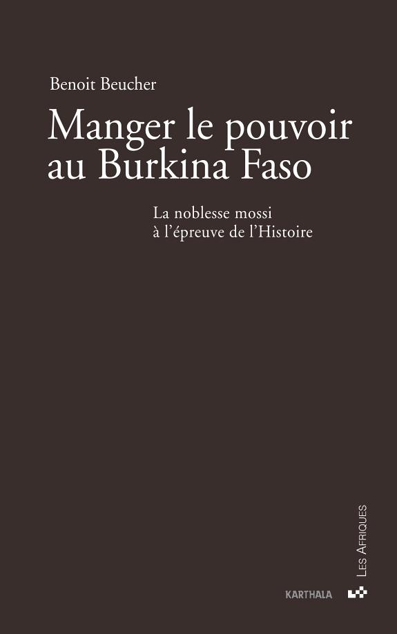 Manger le pouvoir au Burkina Faso