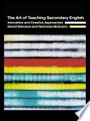 The Art of Teaching Secondary English