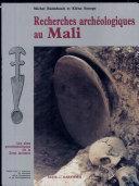 Pdf Recherches archéologiques au Mali Telecharger