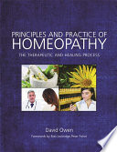 Principles and Practice of Homeopathy Book