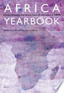 Africa Yearbook Volume 5