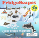 FridgeScapes:Polar Fridge Magnets