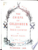 The Chiefs of Colquhoun and Their Country