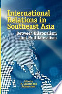 International Relations In Southeast Asia