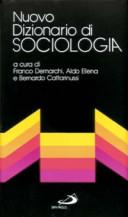 Nuovo dizionario di sociologia