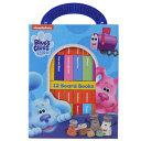 Nickelodeon Blue s Clues   You   12 Board Books