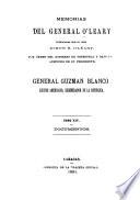 Memorias del general O'Leary: Documentos