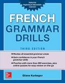 French Grammar Drills  Third Edition