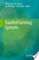 Rainfed Farming Systems