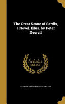 Read Online The Great Stone of Sardis, a Novel. Illus. by Peter Newell For Free