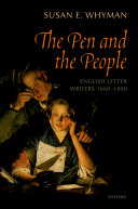The Pen and the People
