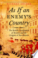 As If An Enemy S Country
