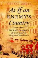 As If an Enemy's Country ebook