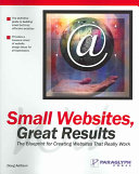 Small Websites  Great Results