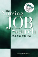 The Nursing Job Search Handbook