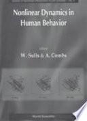 Nonlinear Dynamics In Human Behavior Book PDF