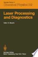 Laser Processing and Diagnostics Book