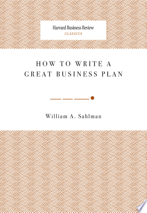 Download How to Write a Great Business Plan Free Books - Dlebooks.net