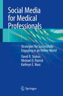 Social Media for Medical Professionals Pdf/ePub eBook