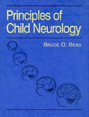 Principles of Child Neurology Book