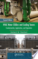 Hvac Water Chillers And Cooling Towers Book PDF