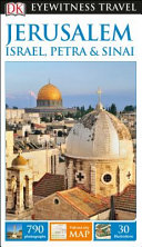 DK Eyewitness Travel Guide Jerusalem, Israel, Petra and Sinai