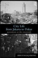 Cover of City Life from Jakarta to Dakar