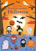 Halloween. Piccoli libri con adesivi. Ediz. a colori
