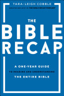 The Bible Recap Pdf/ePub eBook