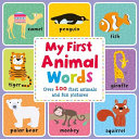 My First Animal Words