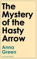 Pdf The Mystery of the Hasty Arrow Telecharger
