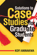 Pdf Solutions to Case Studies for Graduate Students Telecharger