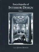 Encyclopedia of Interior Design Volume 1 A-L.