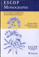 ESCOP Monographs