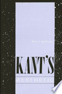Kant s Aesthetic Book