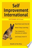 Self Improvement International - September 2019