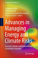 Advances in Managing Energy and Climate Risks Book