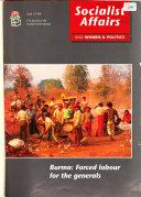 Socialist Affairs and Women   Politics Book