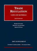 Trade Regulation Supplement
