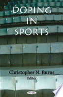 Doping in Sports Book