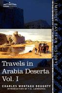 Pdf Travels in Arabia Deserta