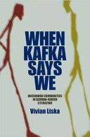 When Kafka Says We