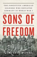 Sons of Freedom Pdf/ePub eBook