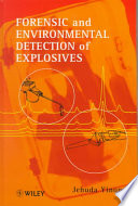 Forensic And Environmental Detection Of Explosives Book PDF