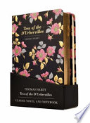 Tess of the D'Urbervilles Gift Pack - Lined Notebook and Novel