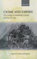 Pdf Crime and Empire