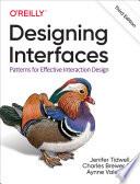 Designing Interfaces Book
