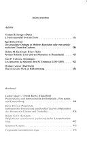 Cahiers d'histoire des littératures romanes