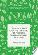 Terania Creek and the Forging of Modern Environmental Activism Book PDF